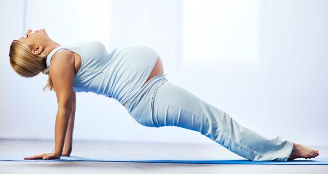 Pregnancy Yoga Classes & Courses